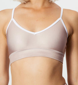 ESSENTIAL TAN SPORTS TOP