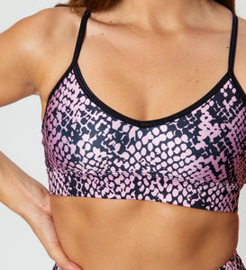 POWER PINK SPORTS TOP
