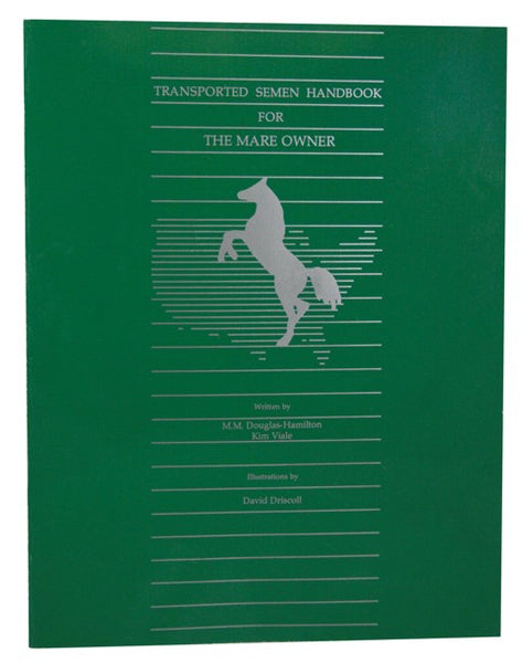 Mare Owner Handbook $11.00 - TO ORDER CLICK ON RED LINK BELOW