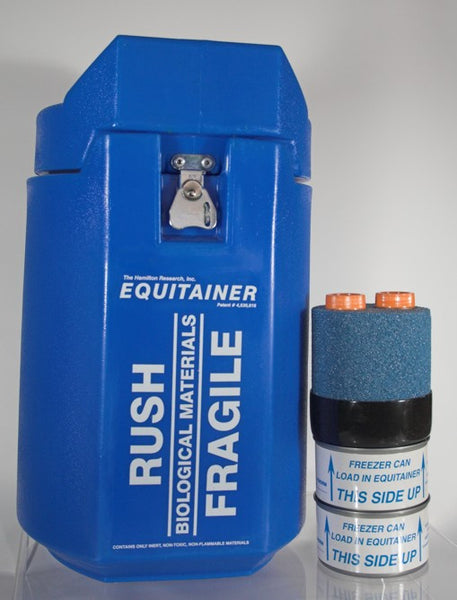 Equitainer I - Tube Style Isothermalizer $260 - TO ORDER CLICK ON RED LINK BELOW