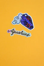 Load image into Gallery viewer, Horoscope Sticker: Aquarius