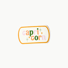 Load image into Gallery viewer, Capricorn Clear Die Cut Sticker