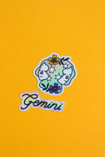 Load image into Gallery viewer, Horoscope Sticker: Gemini