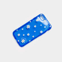 Load image into Gallery viewer, Claire Neon Blue Phone Case