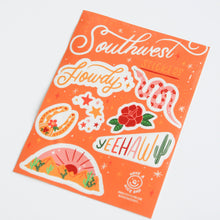 Load image into Gallery viewer, Southwest Sticker Sheet