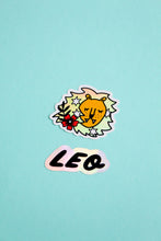 Load image into Gallery viewer, Horoscope Sticker: Leo