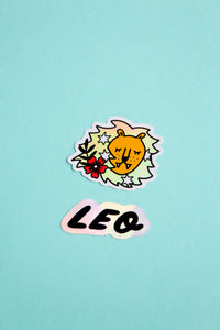 Horoscope Sticker: Leo