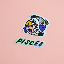Load image into Gallery viewer, Horoscope Sticker: Pisces