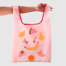 Load image into Gallery viewer, Smiley Fruit Reusable Nylon Bag