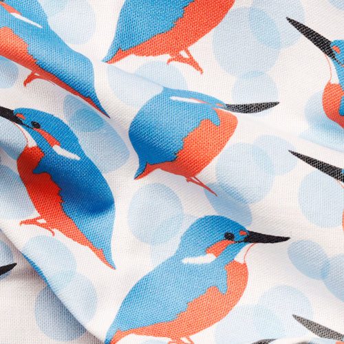 Kingfisher Tea Towel £12
