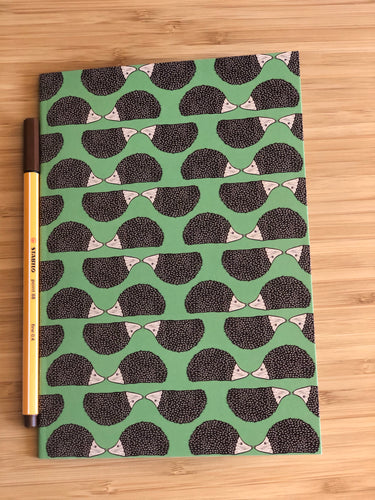 Hedgehog Notebook £5.50