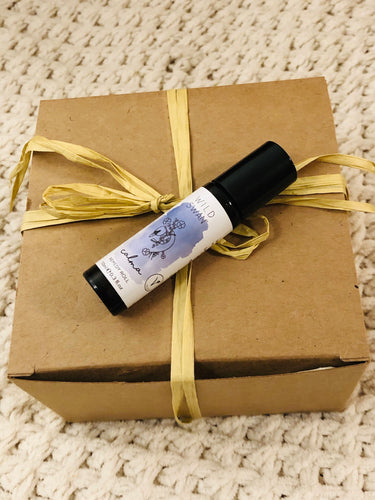 Lavender pulse-point remedy roll £7