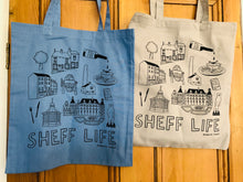 Load image into Gallery viewer, Sheffield Tote Bag £12