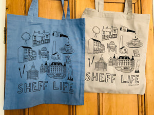 Sheffield Tote Bag £12