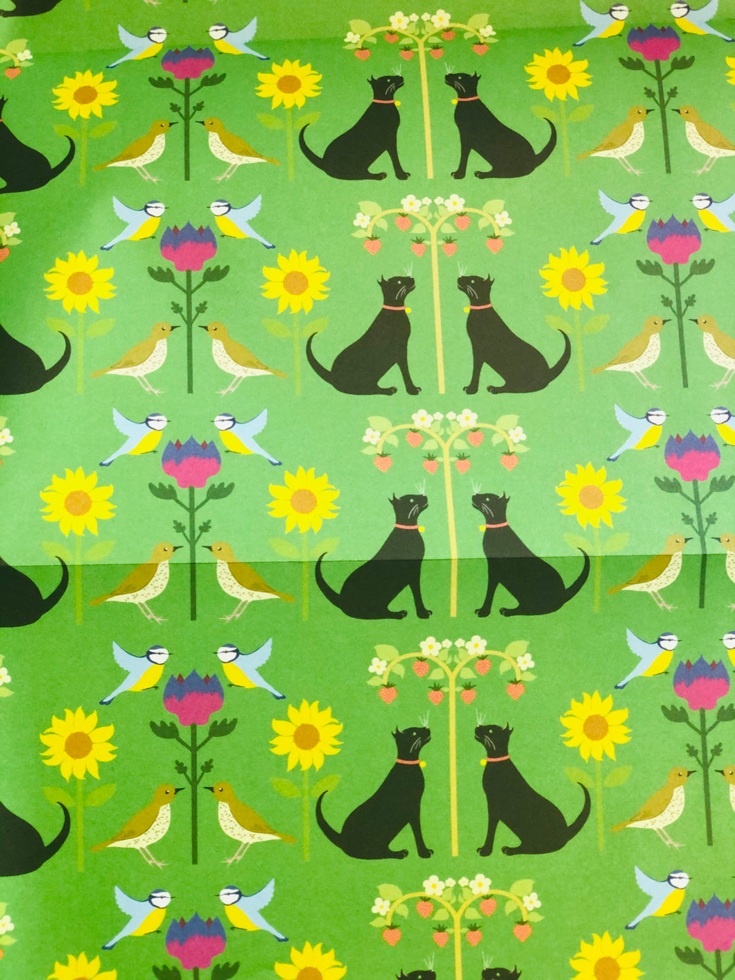 Recycled Giftwrap £1.75