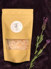 Load image into Gallery viewer, Essential Oil-Infused Bath Salts £7.50