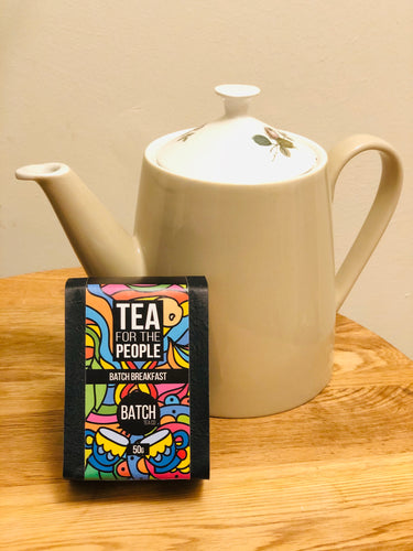 Batch Breakfast Tea £4