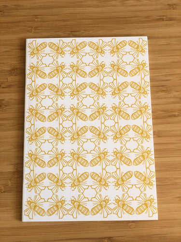 Bee Notebook £5.50