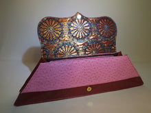Load image into Gallery viewer, The Agnes Clutch - Fleur de Lis