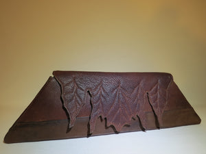 The Agnes Clutch - Fallen Leaves