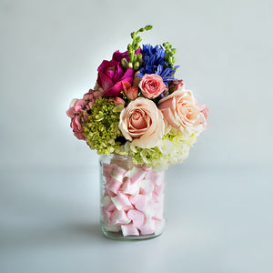 Marshmallow Jar - Fancifully Sweet