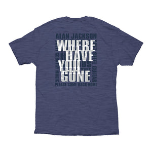 [PRE-ORDER] Where Have You Gone Lyric T-Shirt