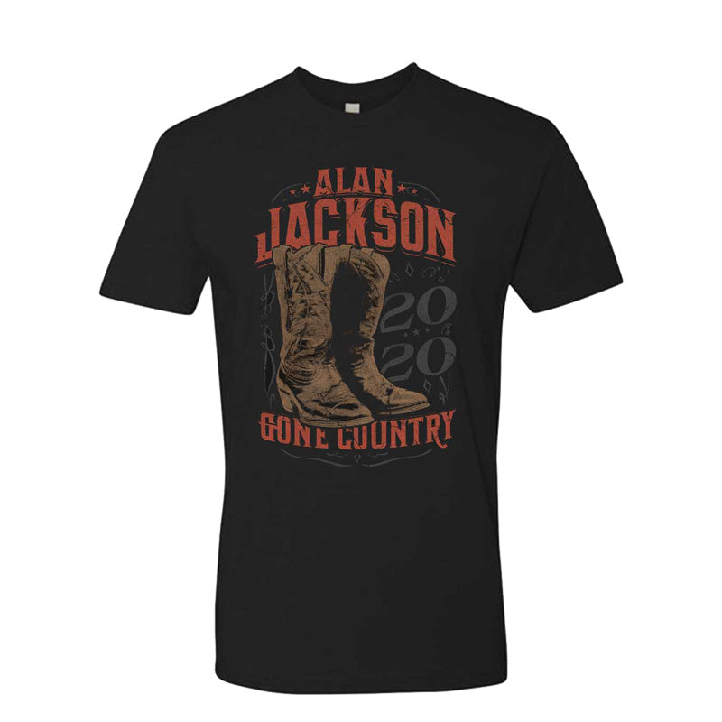 2020 Gone Country Tour T-shirt