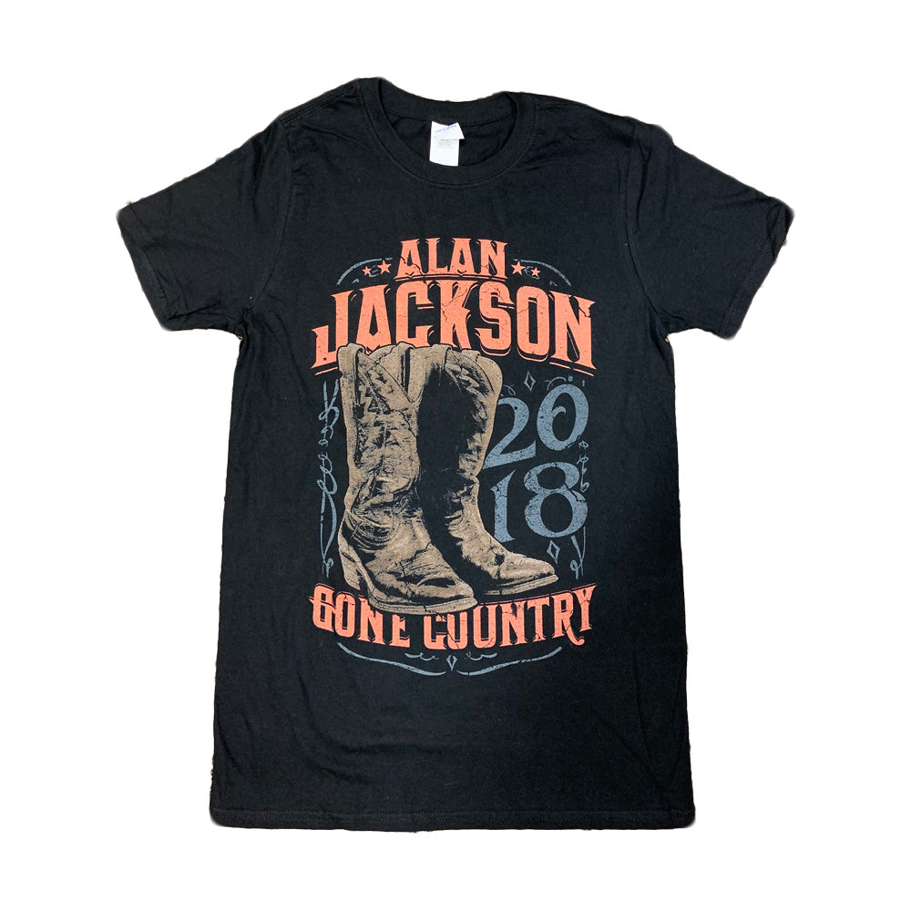 2018 Gone Country Tour T-Shirt