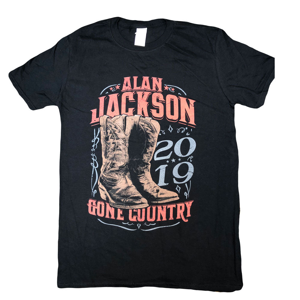 2019 Gone Country Tour T-Shirt