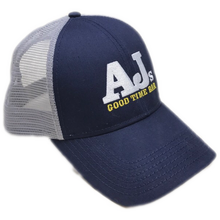 Load image into Gallery viewer, AJs  Logo Trucker Hat
