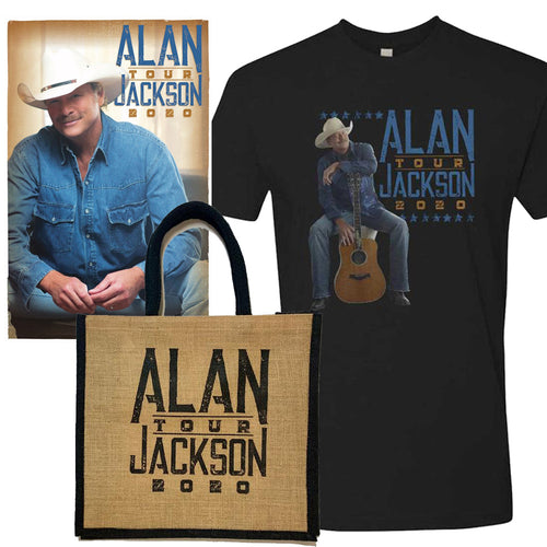 AUTOGRAPHED 2020 Tour Bundle