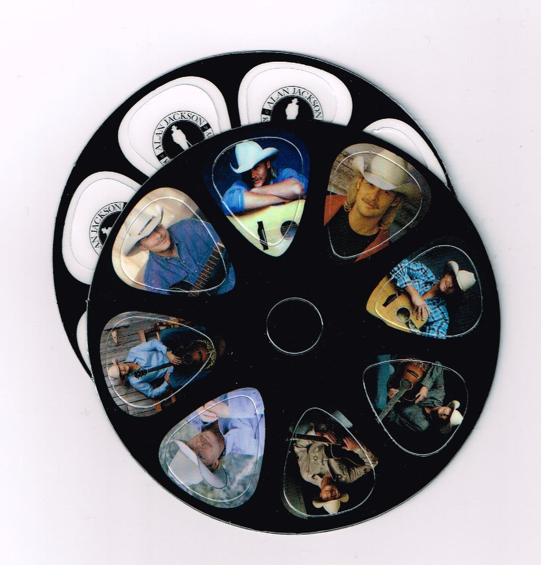 Guitar Pick Disc