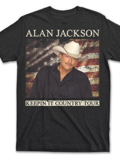 2015 Tour - Keepin' It Country Tour T-shirt