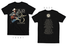 Load image into Gallery viewer, 2015 Tour - 25th Anniversary Tour T-shirt