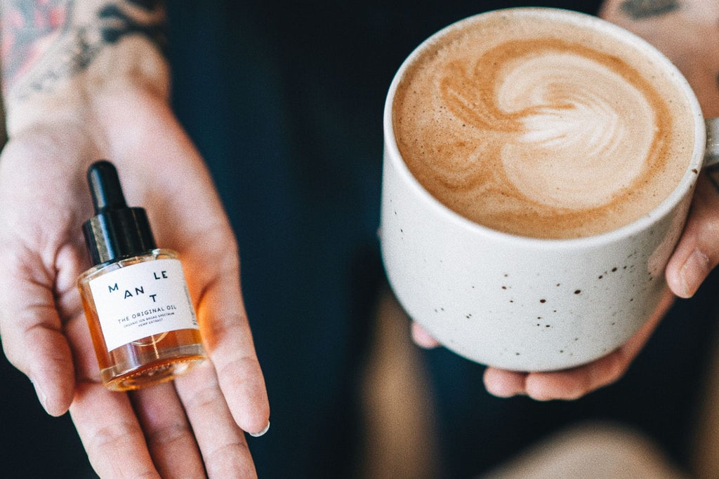 How to Balance Your Caffeine Intake With CBD Coffee