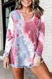 Meridress Yerko Long Sleeve Tie Dye Shirt