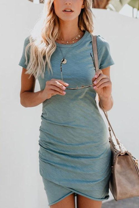 Meridress Perfect Pamela Seafoam Dress
