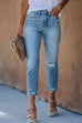 MR Ripped Relaxed Cropped Jeans