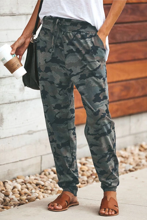 MR Casual Style Camo Pants