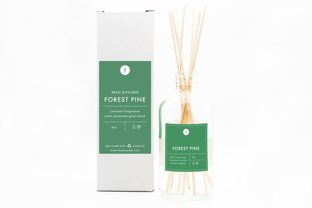 Forest Pine Reed Diffuser