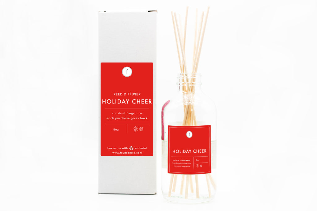 Holiday Cheer Reed Diffuser