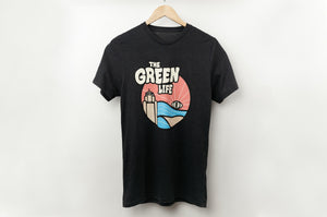 Greenstain - NE Tribute Green Life Tri-Blend T-Shirt
