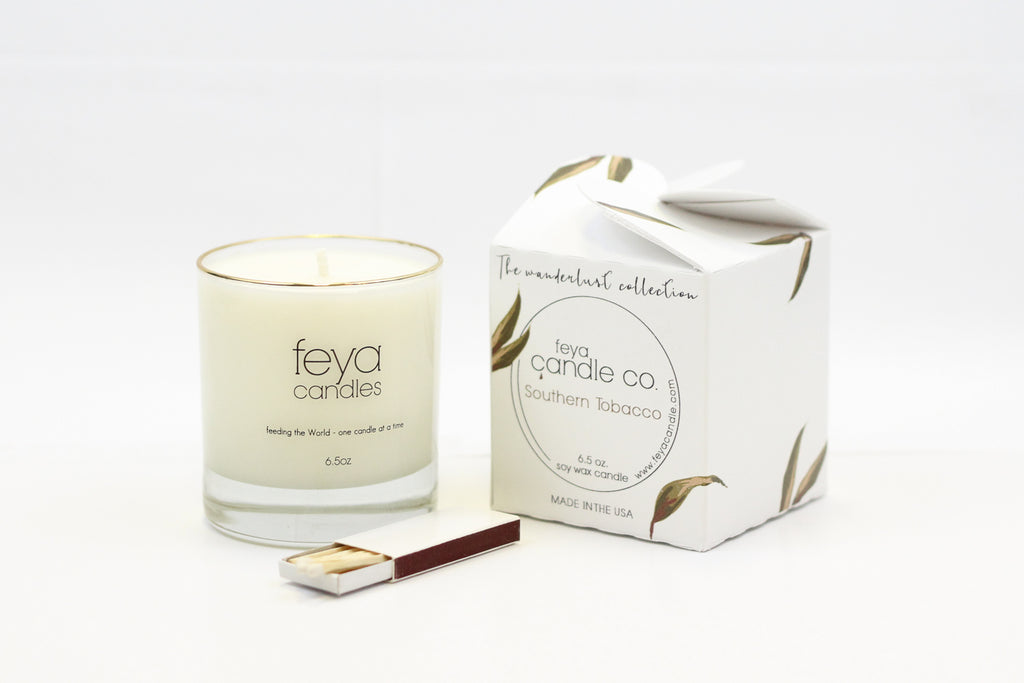 Southern Tobacco - Feya Candles