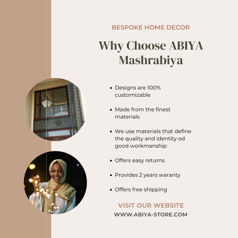 ABIYA, manufacturer of bespoke decorative panels for indoor and outdoor spaces