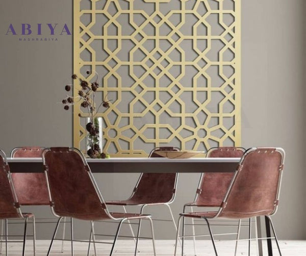 Customized Decorative Panels for Homes and Gardens