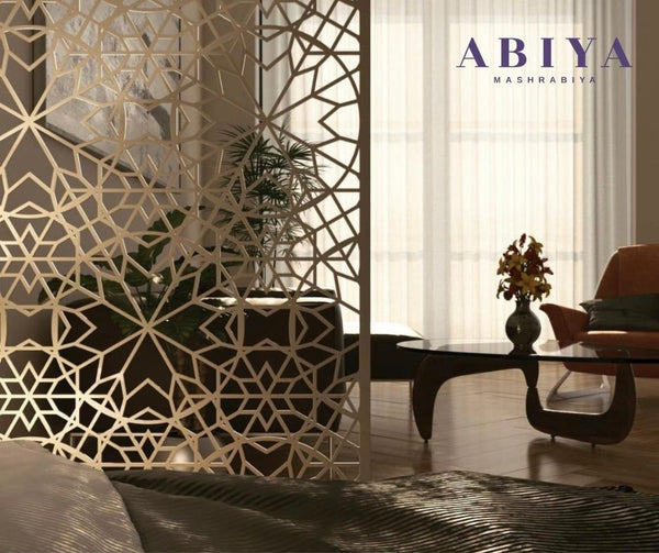 Abiya Customized Decorative Panels for Homes and Gardens