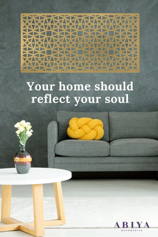 Interior Design / Home Decor Quotes Your home SHOULD Reflect your Soul