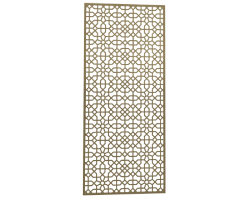 Laser Cut Metal Decorative Wall Decor / Wall Art by ABIYA.