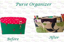 Load image into Gallery viewer, Lady bugs Purse Organizer