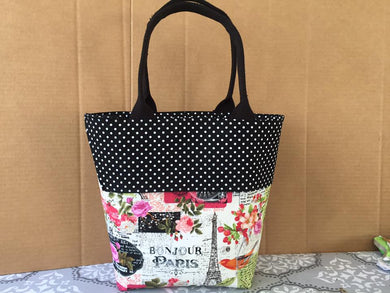Bonjour Paris Small Dressy Bag